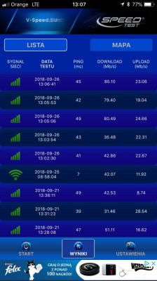 Orange LTE jaki router, antena itd