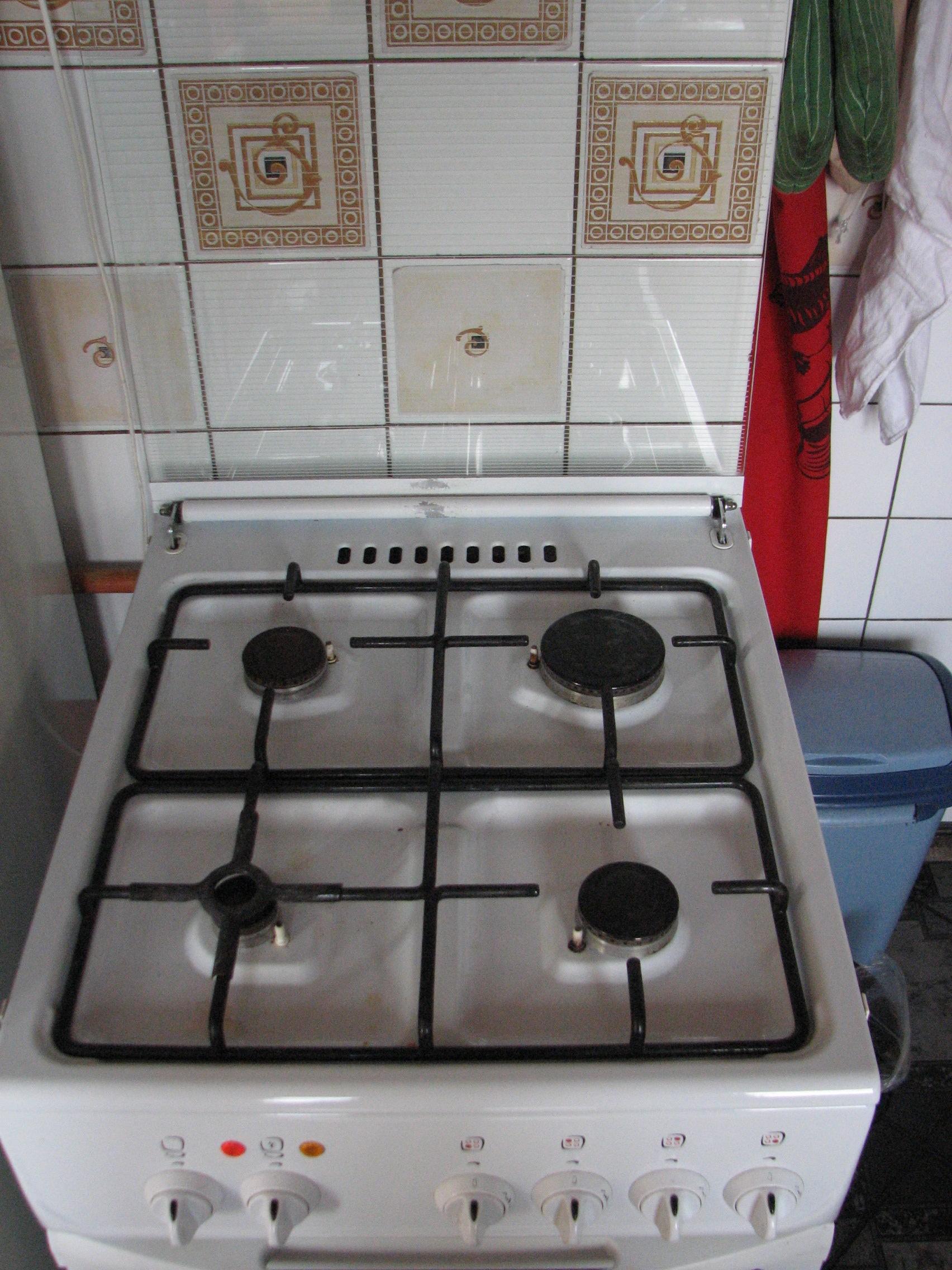 Kuchnia gazowo elektryczna Mastercook prośba o identyfikację typu -> Kuchnia Gazowo Elektryczna Mastercook Wrozamet