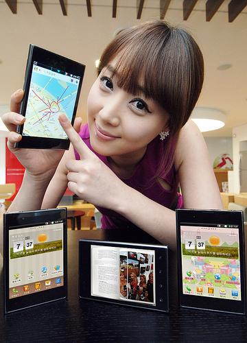 LG Optimus Vu oficjalnie potwierdzony