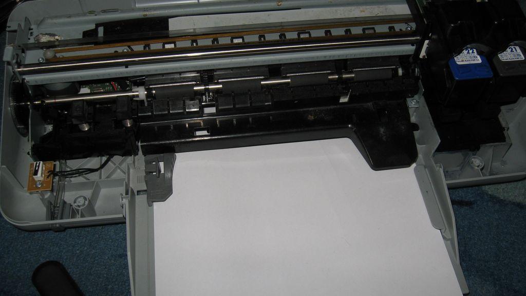 скачать драйвер для принтера hp deskjet d2360 для windows 7