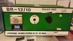 BR 12/10 Eltron - Prostownik PRL - ponad 16V - jak zaradzić?