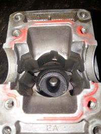 Stihl MS 170 - Zatarty tłok