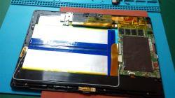 Kruger Matz 1081 dziwny dzwięk - podczas uruchamiania Kruger Matz tablet wydaje