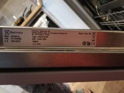 Electrolux EES69310L - program Machine care nie działa, blokuje cała zmywarkę
