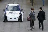 Autonomiczne samochody w Wielkiej Brytanii - pierwsze próby