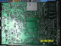 Uniden Pro 520XL - Brak odbioru, tylko ciche szumy.
