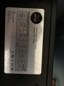 Core 7 950, ASUS P6X58D-E - Uruchamia się, brak obrazu