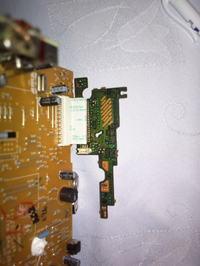 Sony CDX-GT620U - wymiana gniazda usb