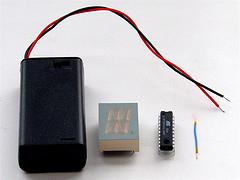 Wyświetlacz LED alfanumeryczny