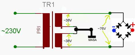 Podlaczenie transformatora do zasilacza, pomocy