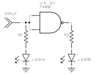 Moduły bramek logicznych na przekaznikach elektromechaniczny