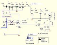 Zasilanie iplulsowe diody laserowej?