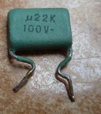 Tranzystor BC313 do generatora samodławnego