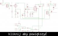 Wzmacniacz lampowy ECL86 - sprawdzenie schematu