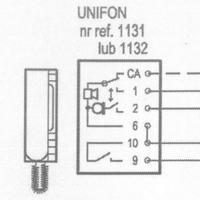 Wymiana TESLA 4FP 110.47.181 na Urmet 1132