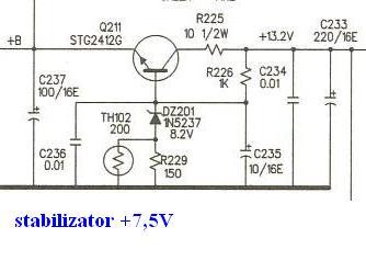 CB Intek M-550 power, co może być przyczyną zwarcia?