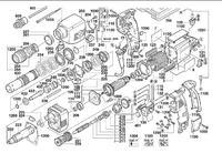 Atlas Copco PHE 30 RX2 jak rozmontować?