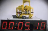 Robot z Lego i Kostka Rubika