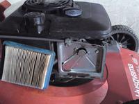 Briggs&stratton 3,5HP-ciężko odpala.