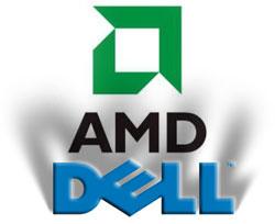 Dell składa duże zamowienie u AMD
