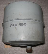 piec gazowy termet GCO-DP-23-07 wyciek wody