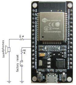 ESP32: pager RTP i odbiornik wirtualnej karty dźwiękowej