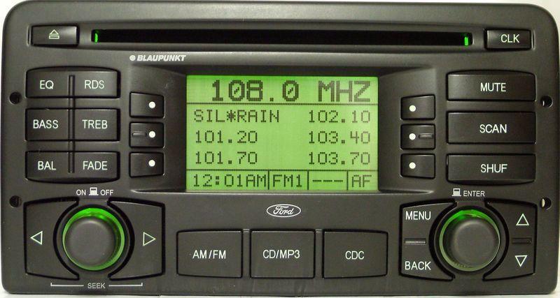 Szukam instrukcji obs�ugi do Ford Blaupunkt travelpilot