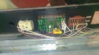 Teka HA-830 - usunięcie zegara / elektroniki