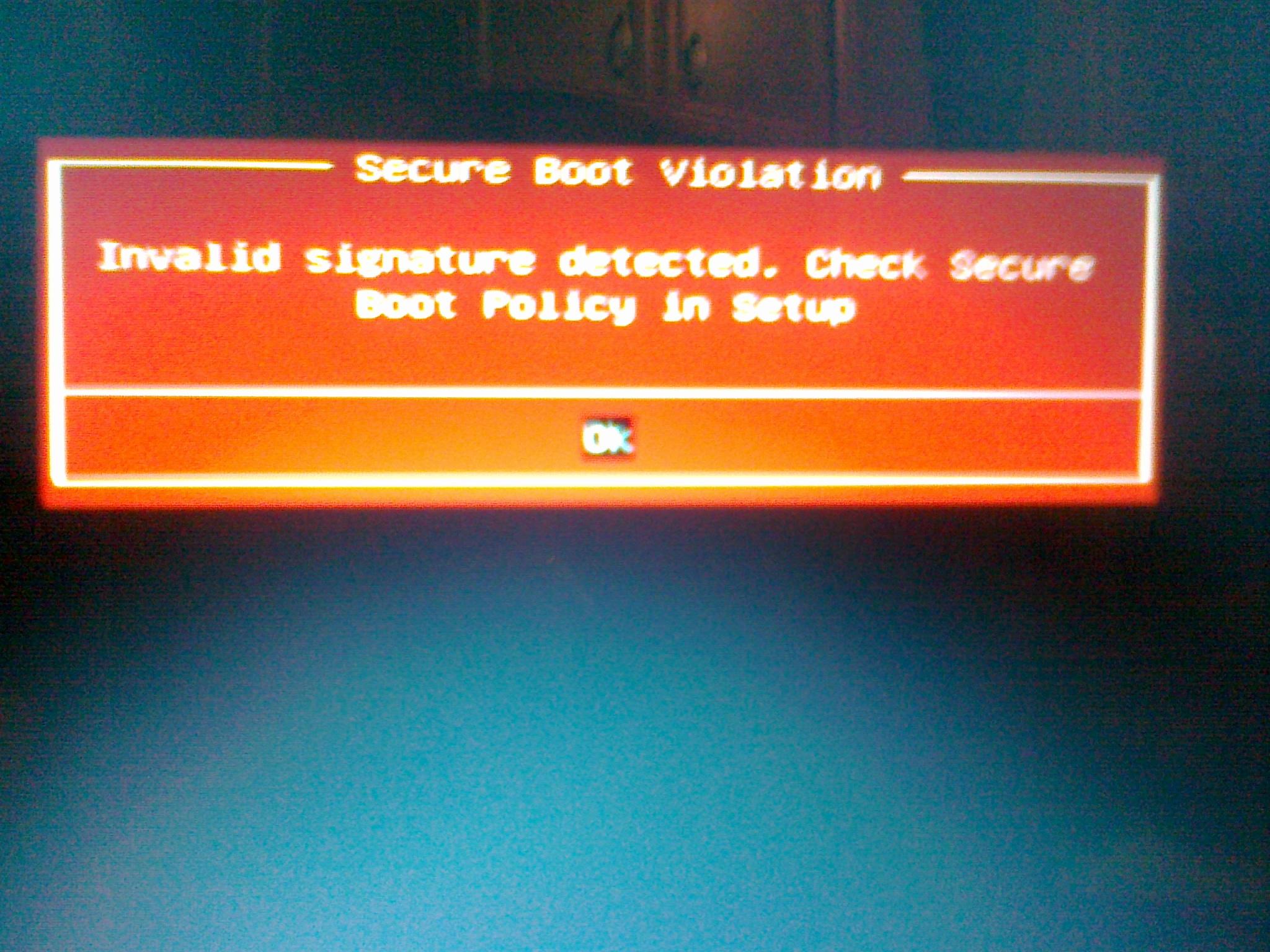 Laptop-ASUS Win8 brak Bootowania z zewn�trznego nap�du DVD pod USB