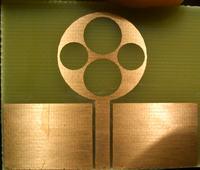 Z��cza - wyb�r z��cza SMA do anteny zasilanej lini� mikropaskow�