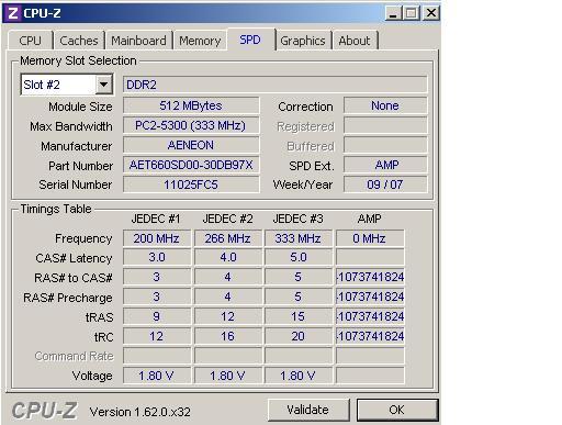 Aristo Smart 350V - Dob�r i rozbudowa pamieci RAM