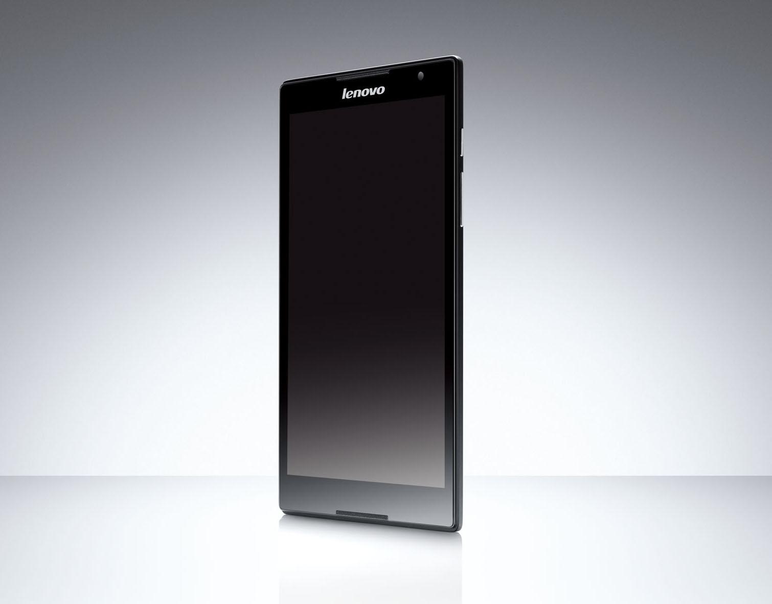"Lenovo Tab S8 - tablet z 8"" ekranem FullHD i 4-rdzeniowym Atom"