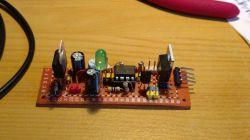 Autonomiczny sterownik oświetlenia LED na Attiny - czujnik PIR i fotorezystor.
