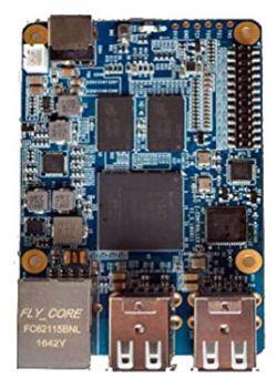 TANG Hex - jednopłytkowy komputer z Zynq-7020 w formacie Raspberry Pi