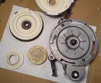 Zmywarka Bosch SGI5635EU - małe ciśnienie wody ze zraszaczy