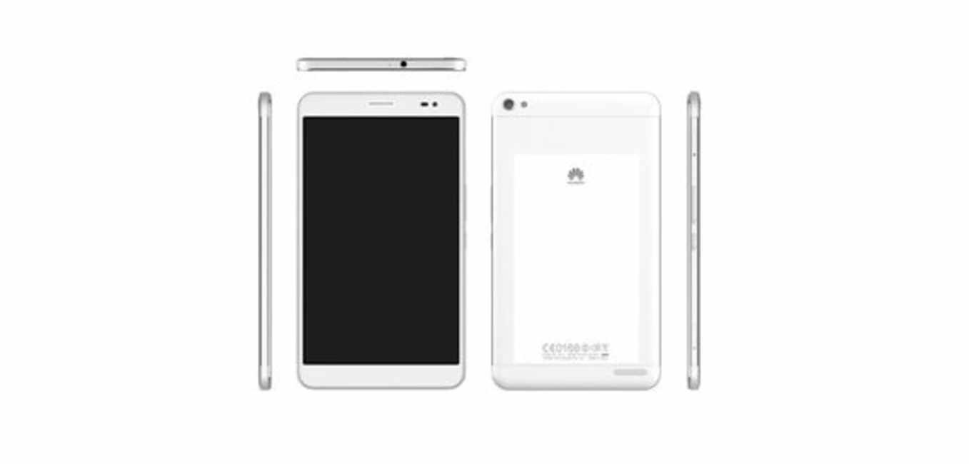 """Huawei MediaPad X1 7.0 - tablet 7"""" ekranem FHD, HSPA+ i Android 4.2"""