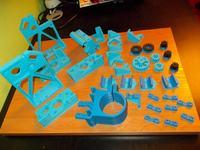 Sprzęt do wytwarzania części mechanicznych