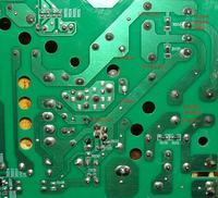 Przer�bka zasilacza impulsowego (�adowarki akumulat�w) zasilanego 120V 60Hz.