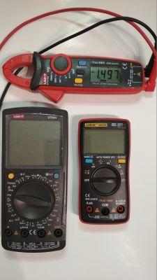 UNI-T UT58A - prezentacja multimetru