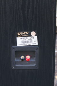 Zestaw stereo dla amatora-Tannoy Mercury M3/Rotel 921