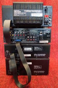 Podłączenie wieży Technics st-ca1080 do karty dźwiękowej Realtek 5.1