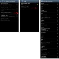 Samsung Galaxy S3 - odbieranie mms'ów - dane pakietowe