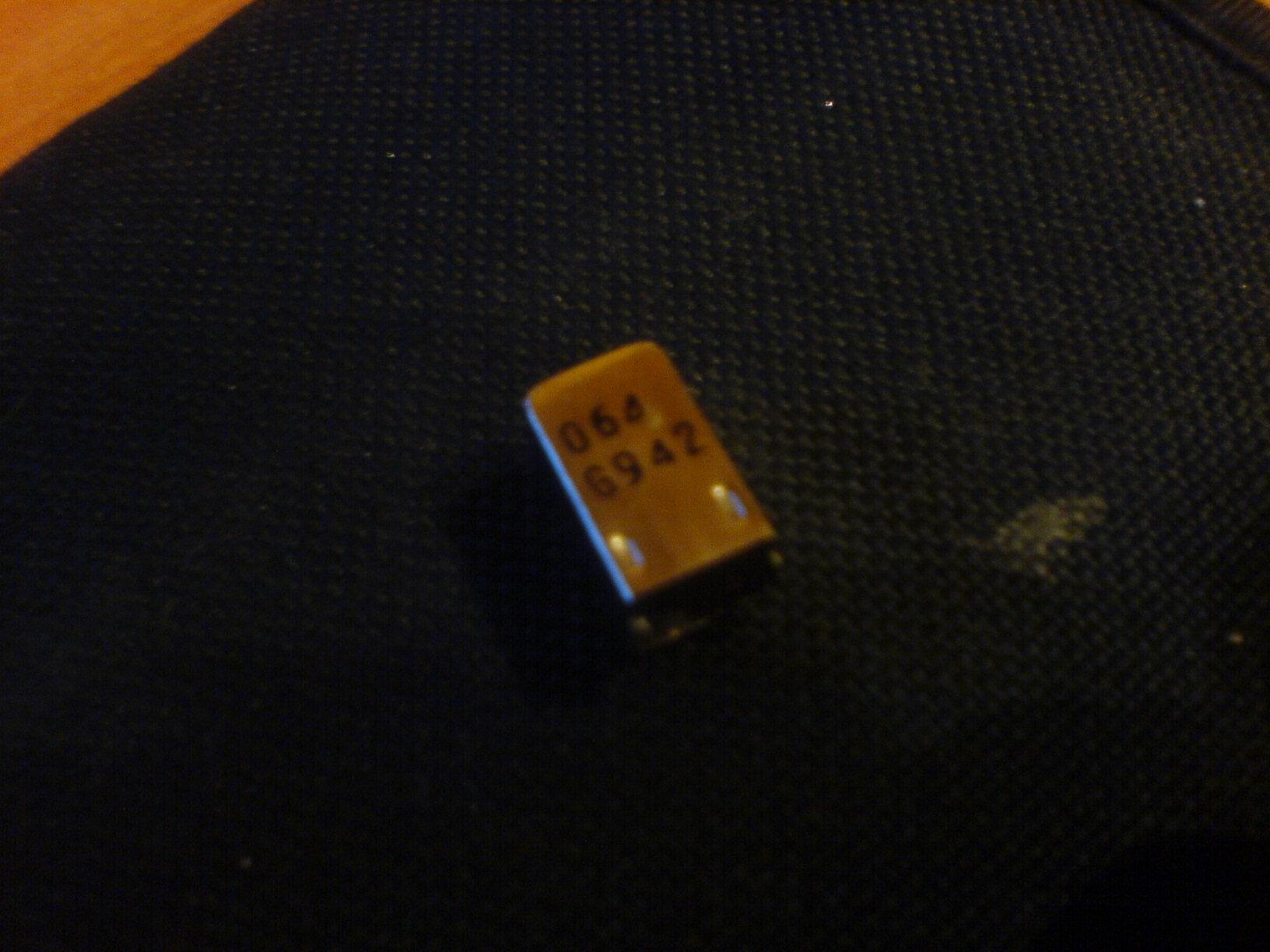 Filtr 7x7 niestandardowe oznaczenie