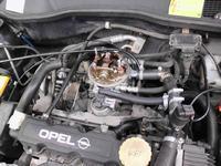 Astra G - Nietypowe odczyty pracy silnika na LPG