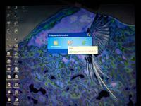 Gateway FPD1730 - gaśnie obraz (wyłącza się) zaraz po włączeniu