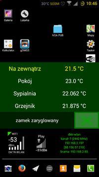 Rozproszony system pomiarów temperatury i nie tylko.