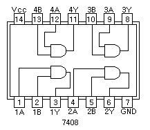 Układy 74ls00 74ls30 Schematy Datasheet Y Elektroda Pl