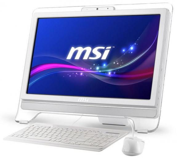 AE2070 - nowy komputer AIO od MSI