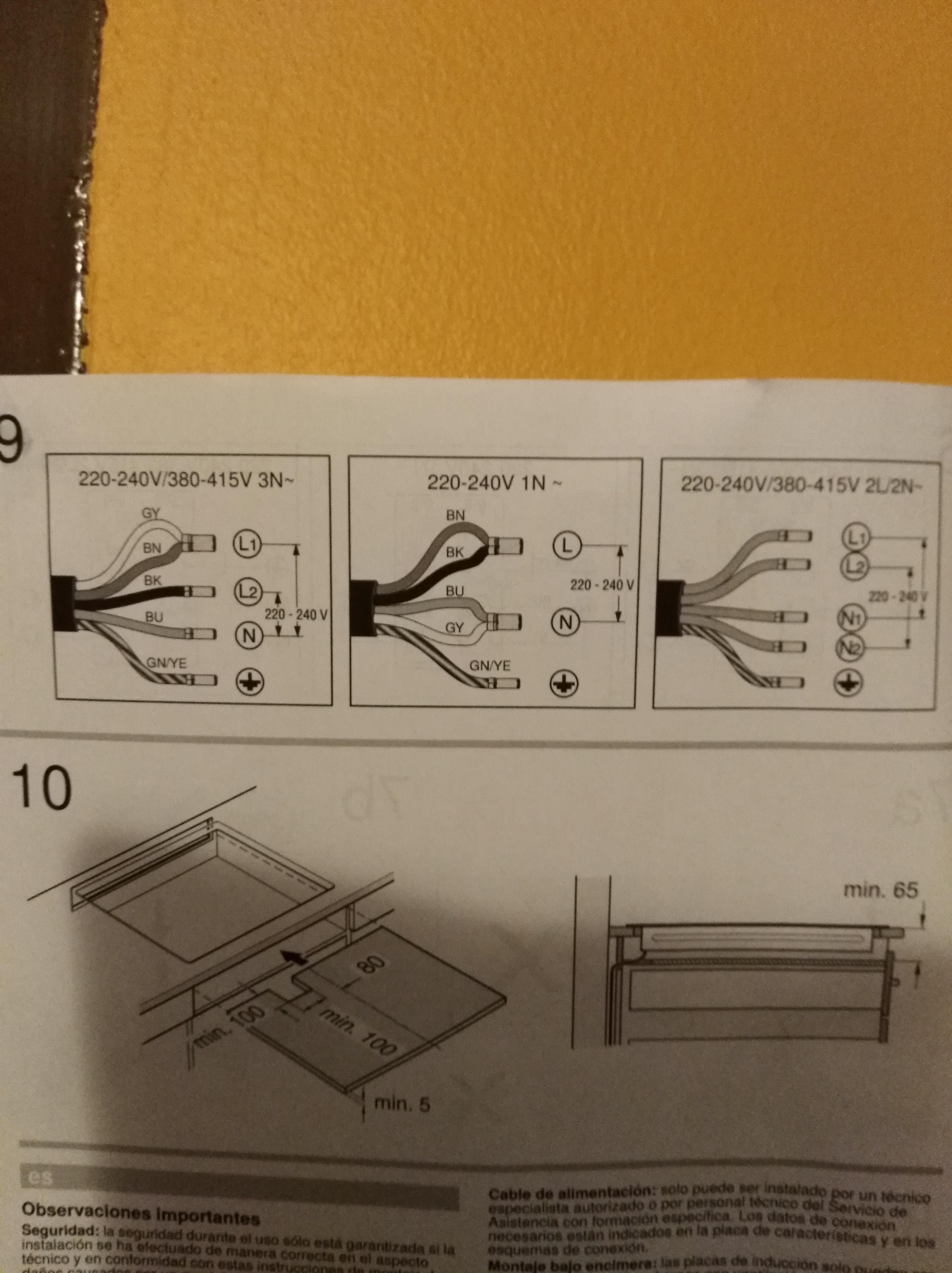 Płyta Indukcyjna Bosch Pif651fc1e Podłączenie Elektrodapl