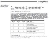 amtega32 - ADC,błąd pomiaru, powiązane napięcia na różnych kanałach